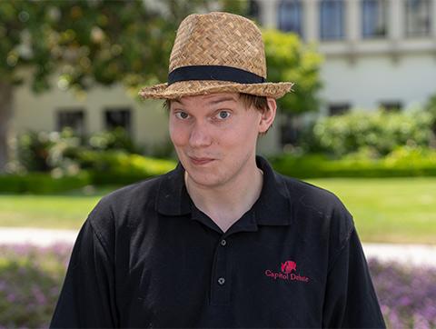 Image of Paul Narey
